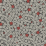 Jean Paul Gaultier Coquelicot Black Wallpaper - Product code: 3331/02