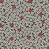 Jean Paul Gaultier Coquelicot Black Wallpaper - Product code: 3331/02