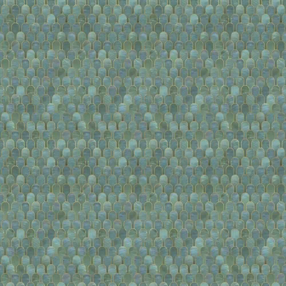Nizwa Wallpaper - Jade - by NLXL