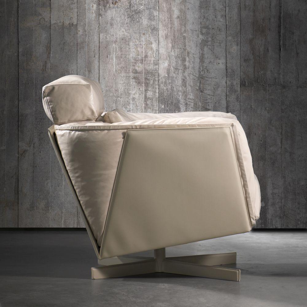 Concrete Wallpaper - Woodprint Grey - by NLXL