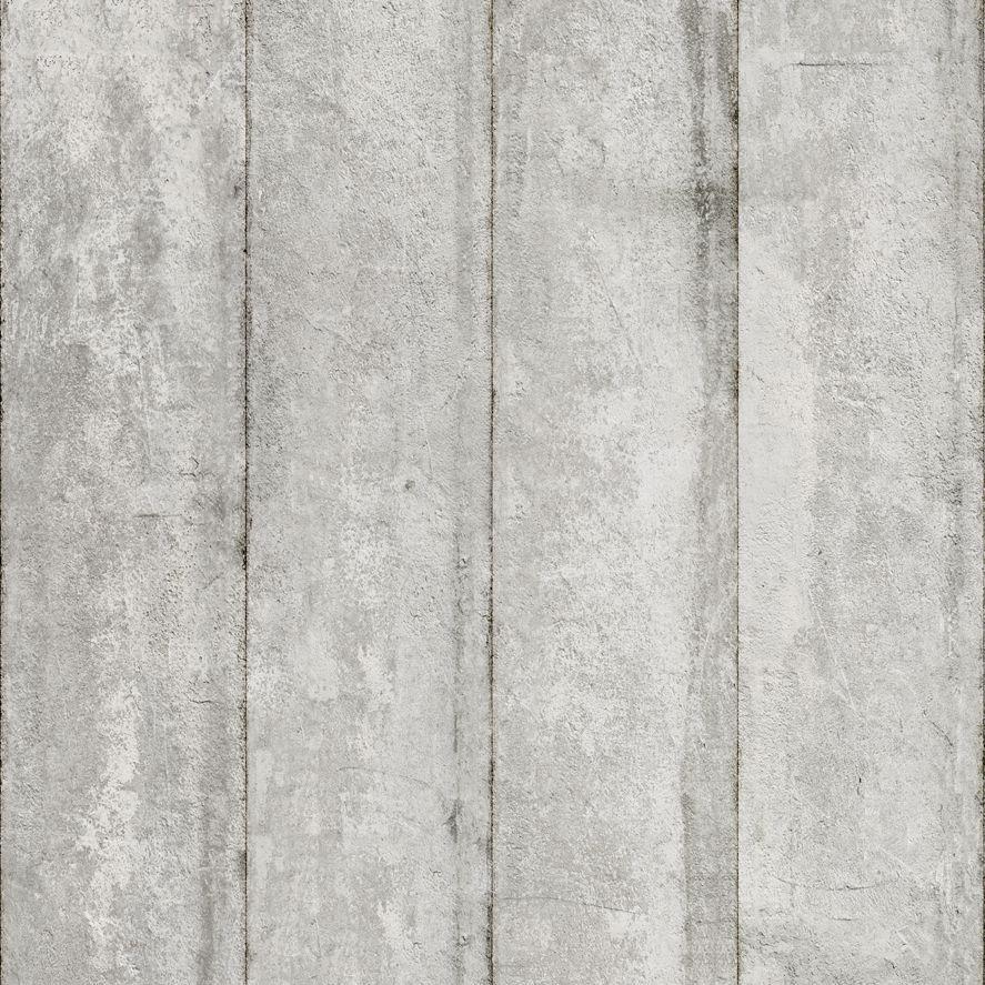 Concrete Wallpaper - Rough Grey - by NLXL