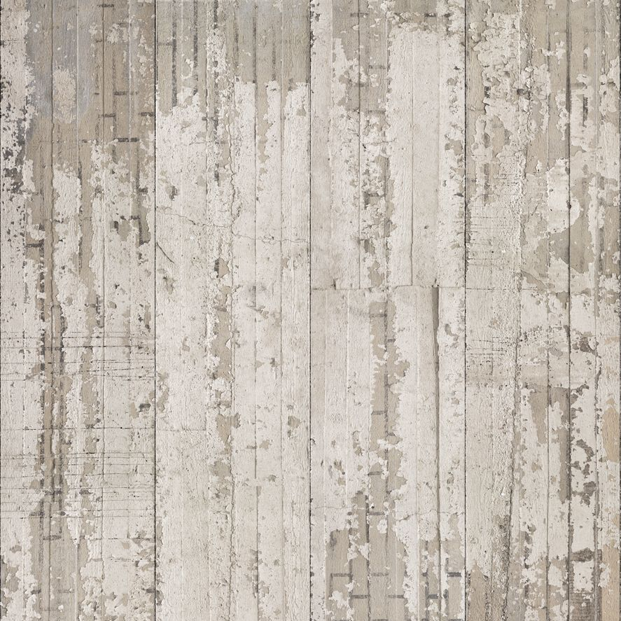 NLXL Concrete White Paint Wallpaper - Product code: CON-06