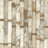 NLXL Scrapwood White Wallpaper - Product code: PHE-02