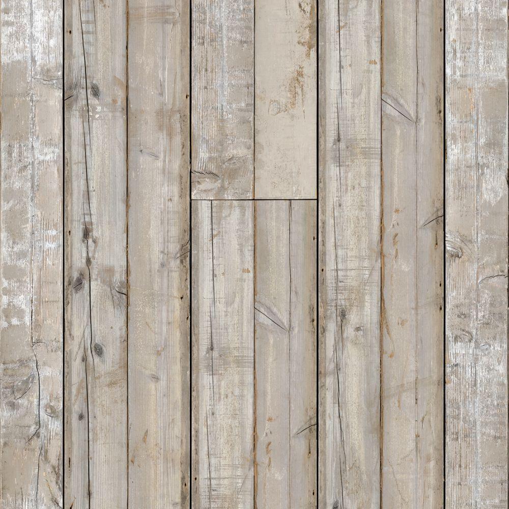 NLXL Scrapwood Grey Wallpaper - Product code: PHE-07