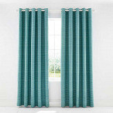 Scion Lintu Eyelet Curtains Marina Ready Made Curtains - Product code: LCRLINM7MAR