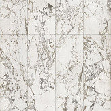 NLXL Marble Tiles White Tiles Wallpaper - Product code: PHM-41A