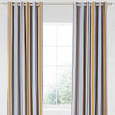 Scion Lintu Eyelet Curtains Dandelion & Pebble Ready Made Curtains - Product code: LCRLITD9DAN