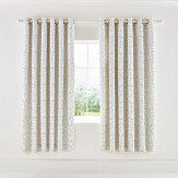 Scion Composition Eyelet Curtains Putty Ready Made Curtains - Product code: LCRCOOP9PUT