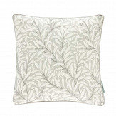 Morris Pure Willow Bough Cushion Lightish Grey - Product code: DCUB257006B