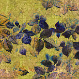 Walls by Patel Indian Summer 1 Chartreuse Mural - Product code: DD114093