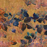 Walls by Patel Indian Summer 2 Orange Mural - Product code: DD114098