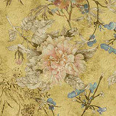 Walls by Patel Tender Blossoms 2 Sepia Mural - Product code: DD114443