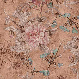 Walls by Patel Tender Blossoms 3 Rose Pink Mural - Product code: DD114448