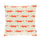 Scion Little Fox Cushion Ginger - Product code: NCUB152264B