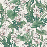 Accessorize Celeste Cream / Green Wallpaper - Product code: 274515
