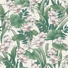 Accessorize Celeste Cream / Green Wallpaper - Product code: 274515