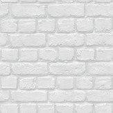 Accessorize Camden Brick Light Grey Wallpaper - Product code: 274904