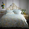 Oasis Floral Ombre Duvet Set Seafoam Duvet Cover - Product code: M0016/01/SI