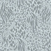 Accessorize Savannah Grey / Silver Wallpaper - Product code: 275000
