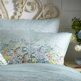 Oasis Floral Ombre Pillowcase Pair Seafoam - Product code: M2039/01