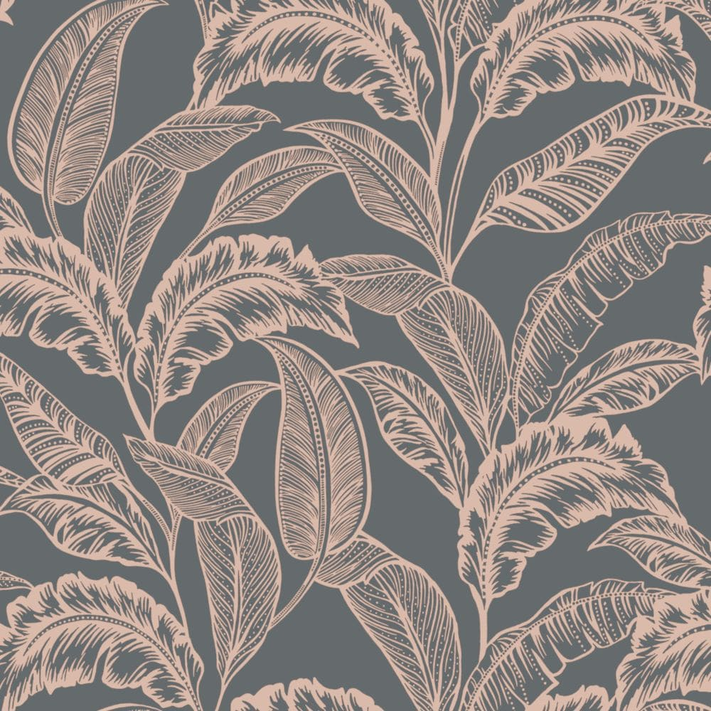Accessorize Mozambique Grey / Rose Gold Wallpaper - Product code: 275130