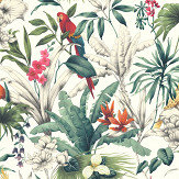 Accessorize Bird of Paradise Multi Coloured Wallpaper - Product code: 275208
