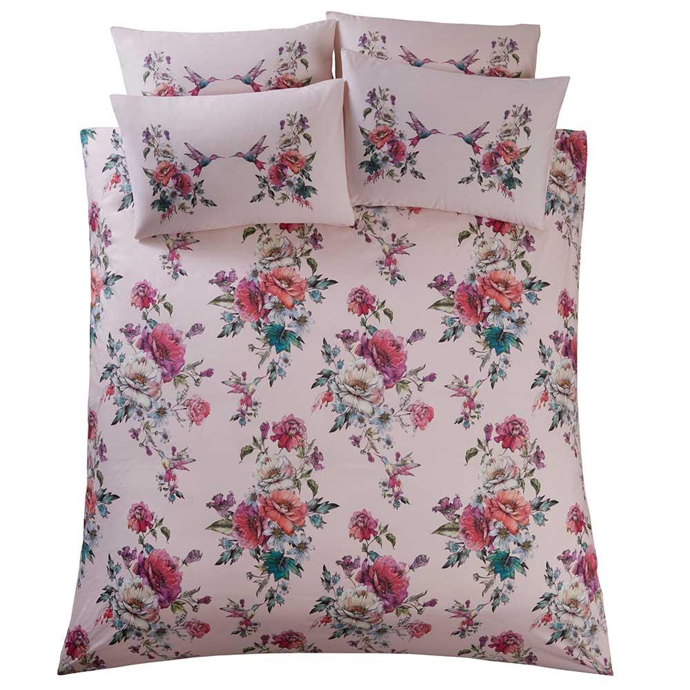 Oasis Leena Duvet Set Blush Duvet Cover - Product code: M0015/01/SI