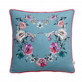 Oasis Leena Bird Cushion Seafoam - Product code: M2041/01