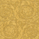 Versace Barocco Metallics Gold Wallpaper - Product code: 36692-3