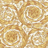 Versace Barocco Butter Fudge Wallpaper - Product code: 36692-5