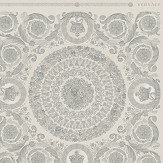 Versace Heritage Silver Wallpaper - Product code: 37055-5