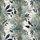 17 Patterns Kimolia Paradise Green Mural - Product code: A04-KM-03W