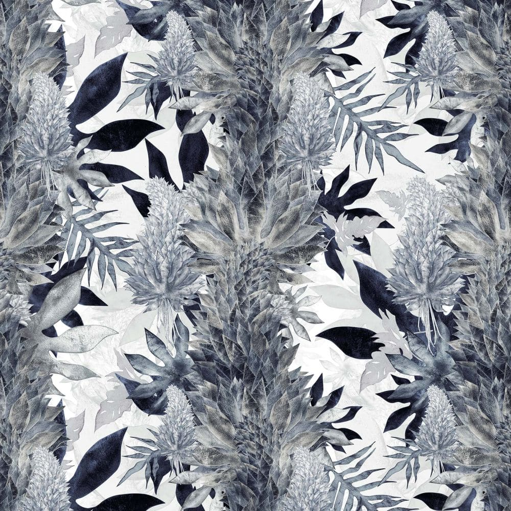 17 Patterns Kimolia Ocean Blue Mural - Product code: A04-KM-05W