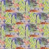 Ella Doran Magic Garden Multi Coloured Wallpaper - Product code: Magic Garden