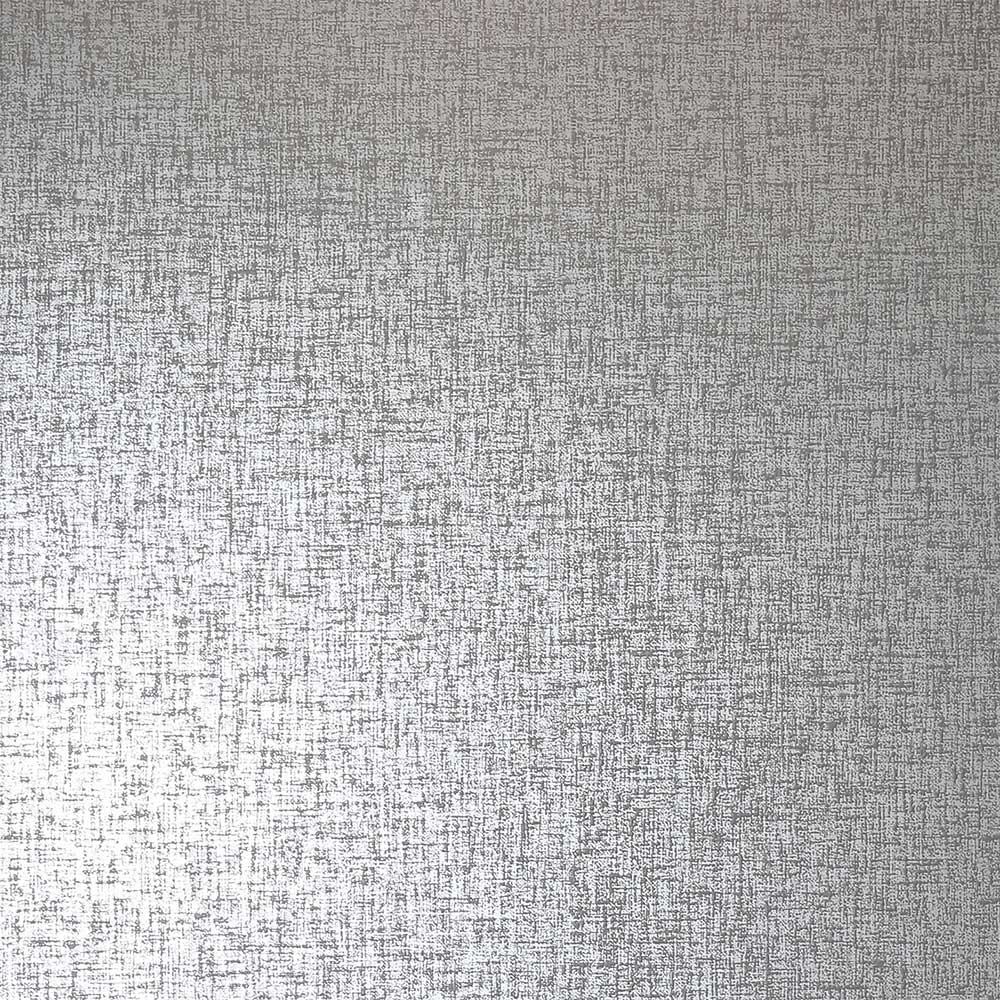 Kashmir Texture Wallpaper - Silver - by Arthouse