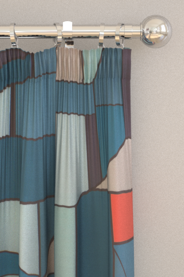 Scion Beton Pimento Curtains - Product code: 120786