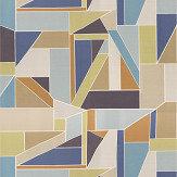 Scion Beton Papaya Fabric - Product code: 120788