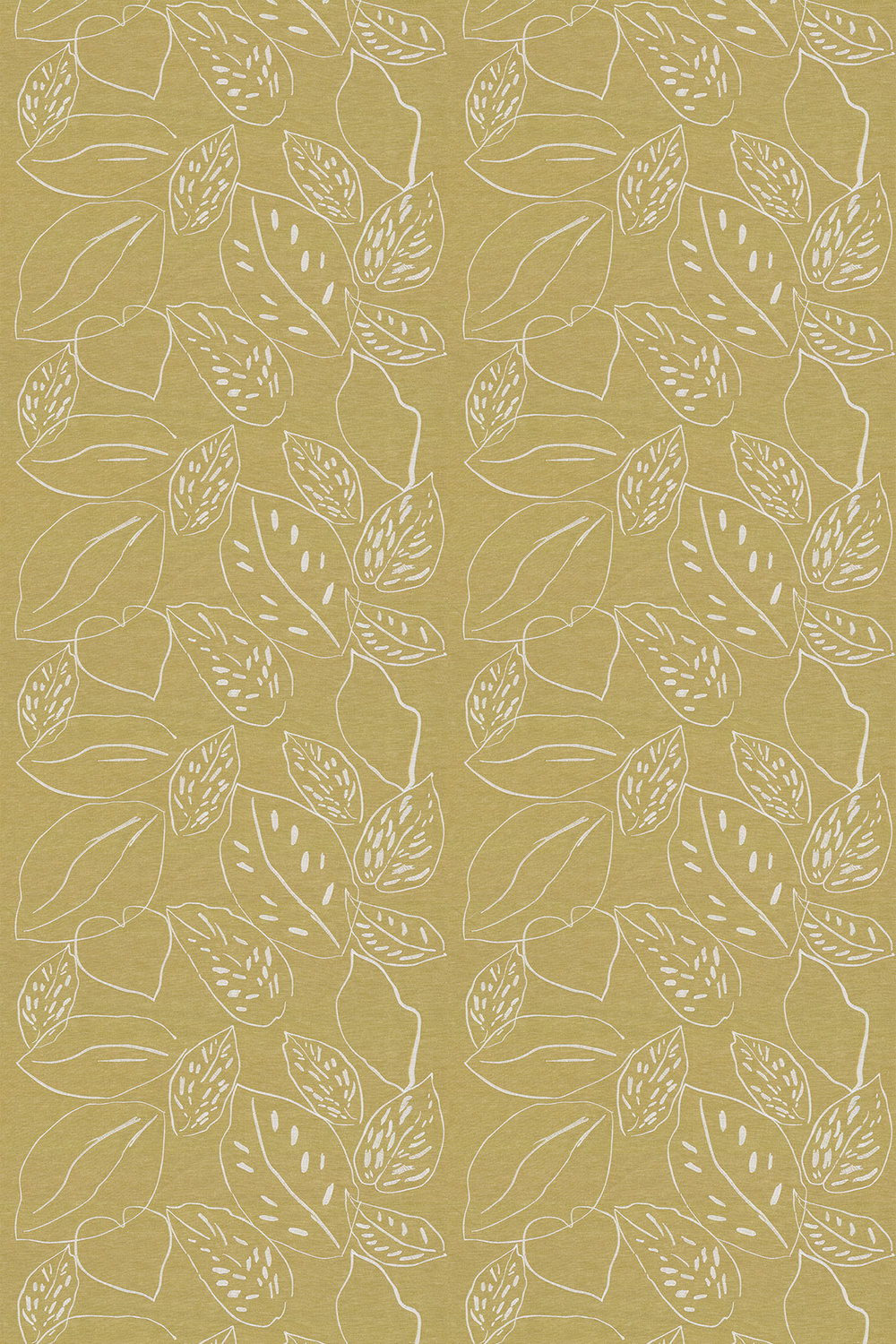 Orto Fabric - Lime - by Scion
