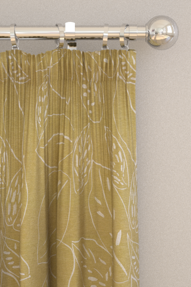 Scion Orto Lime Curtains - Product code: 132857