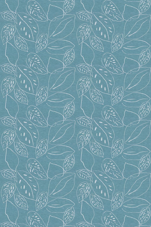 Orto Fabric - Marine - by Scion