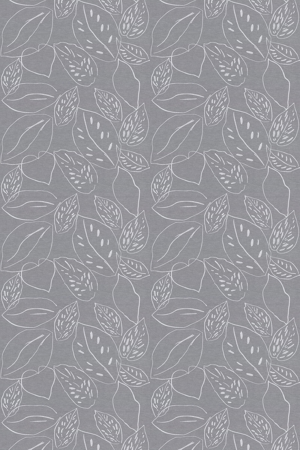 Orto Fabric - Frost - by Scion
