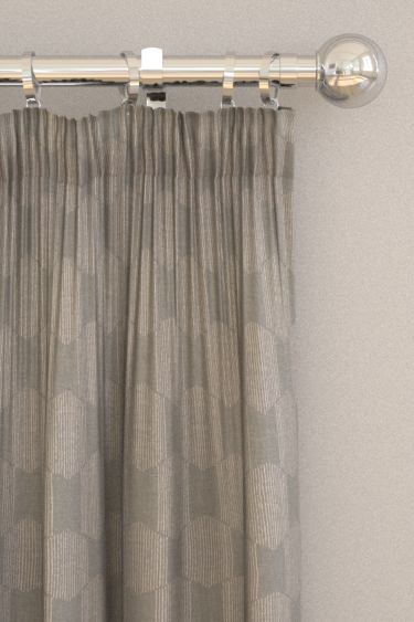 Scion Himmeli Pewter Curtains - Product code: 132865