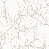 Casadeco Arbre Taupe Wallpaper - Product code: 81711312