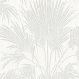 Casadeco Josephine Foil Silver Wallpaper - Product code: 82249122
