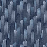 Casadeco Ocelle Blue Wallpaper - Product code: 83856616