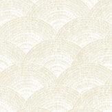 Casadeco Walter Irise Beige Wallpaper - Product code: 84080220