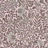 Caselio Free Spirit Old Rose Wallpaper - Product code: 100544525