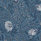 Caselio Free Spirit Dark Blue Wallpaper - Product code: 100546911