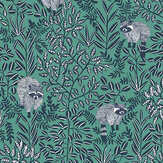 Caselio Free Spirit Green Wallpaper - Product code: 100547918