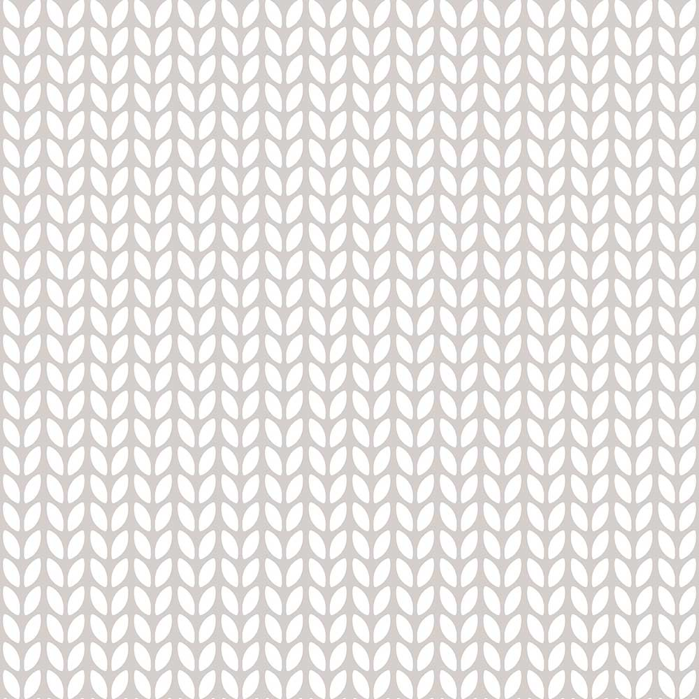 Caselio Simplicity Taupe Wallpaper - Product code: 100551221